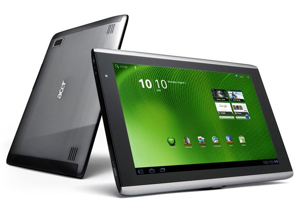 Ремонт Acer Iconia Tab A500