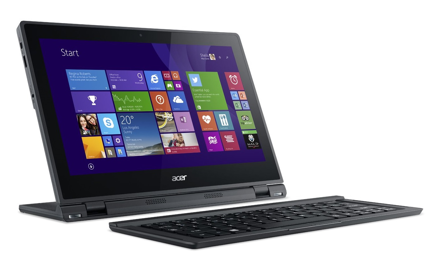 Ремонт Acer Aspire Switch 12